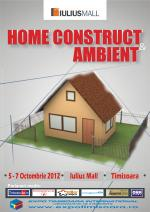 Expo Construct & Ambient – Ediția a VI-a - 5-7 octombrie 2012
